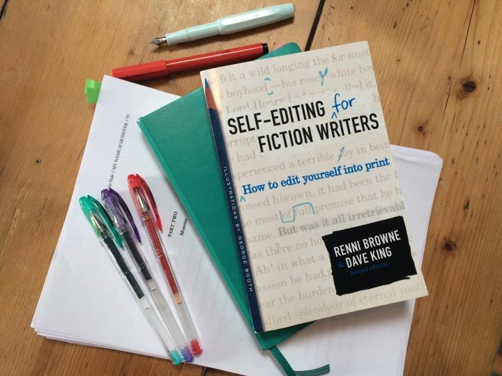 My writing life - Katie Hale