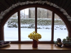 Snow in Cumbria