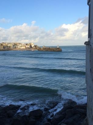 St Ives - writing retreat