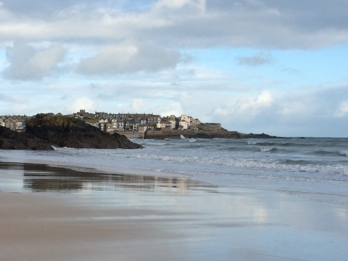 St Ives - writing retreat