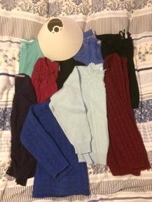 charity shopping