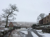 Snow in Cumbria
