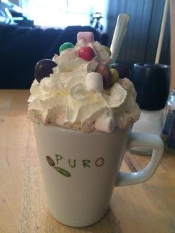 StAnza Poetry Festival - Bibi's ultimate hot chocolate