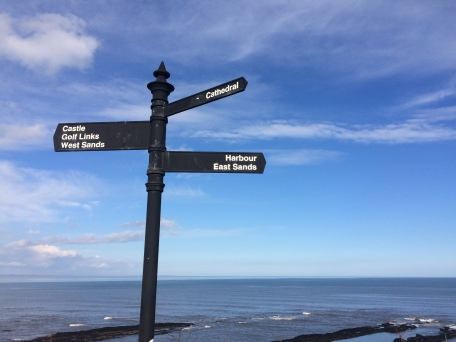 StAnza Poetry Festival - places in St Andrews