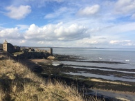 StAnza Poetry Festival - Castle Sands