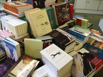 StAnza Poetry Festival: books for sale