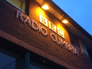 BBC Radio Cumbria - The Arty Show