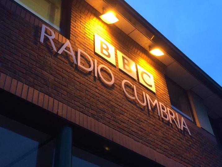 BBC Radio Cumbria - The Arty Show