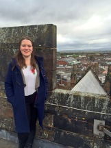 Katie Hale, Cumbrian poetry commission, Carlisle Cathedral