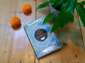 My Name is Monster by Katie Hale - proof copy