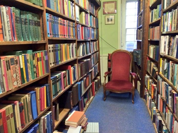 Bookcase bookshop, Carlisle