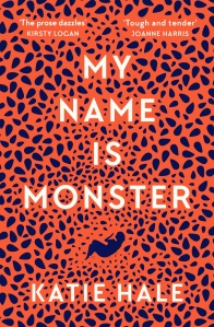 Cover of My Name is Monster by Katie Hale